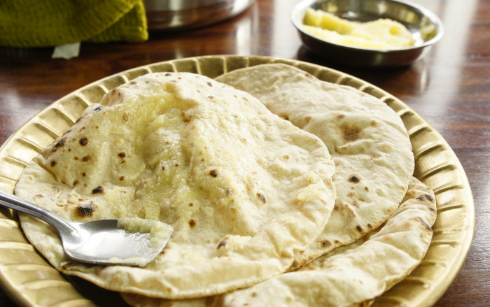 Image result for Chapatti